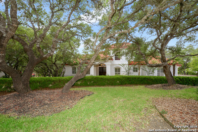 Fair Oaks Ranch Single Family Home For Sale: 29351 Grand Coteau Dr