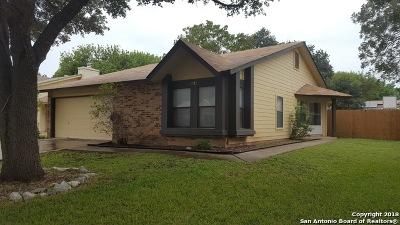 San Antonio TX Single Family Home Back on Market: $173,000