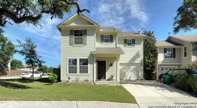 Boerne Single Family Home For Sale: 102 Hampton Cove