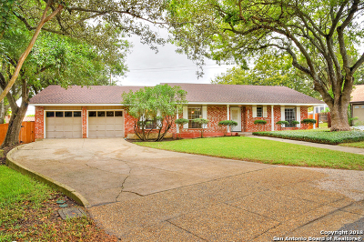 Windcrest Single Family Home Back on Market: 8715 Teal Way