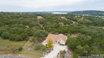 Canyon Lake Single Family Home For Sale: 431 Cielo Vista