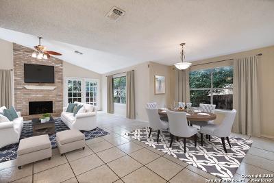 San Antonio Single Family Home Price Change: 14003 Fairway Ct