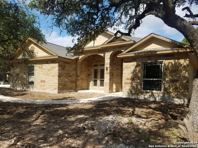 Spring Branch Single Family Home For Sale: 541 River View Dr