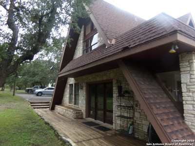 Boerne Single Family Home For Sale: 109 Los Indios Ranch Rd