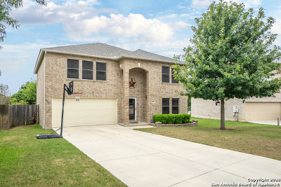 Schertz Single Family Home For Sale: 2961 White Pine Dr