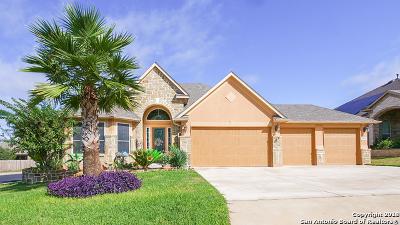 Bexar County Single Family Home Price Change: 12839 Gypsophila