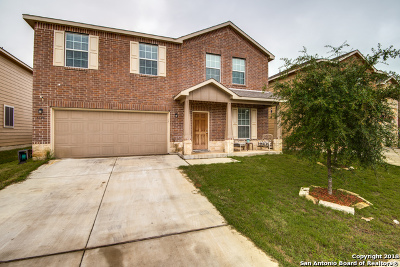 Selma Single Family Home For Sale: 3746 Lazy Diamond