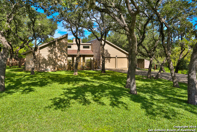 Boerne Single Family Home For Sale: 26875 Nelson Hill