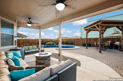 Single Family Home For Sale: 7915 Shire Ln