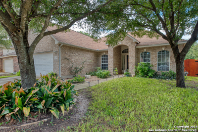 Helotes Single Family Home Back on Market: 9419 Llano Verde