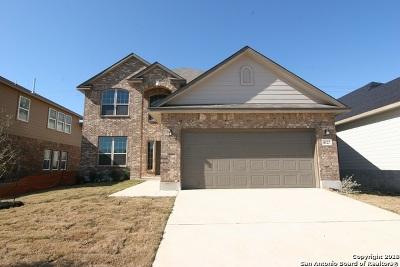Converse Single Family Home For Sale: 4527 Cambridge Park