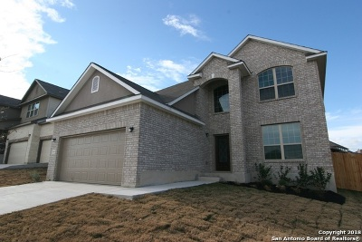 Cibolo Single Family Home For Sale: 614 Saddle House