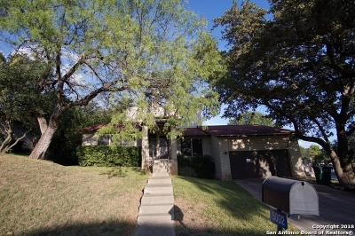 San Antonio Single Family Home Back on Market: 5002 Timber Lookout