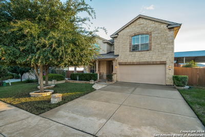 Cibolo Single Family Home For Sale: 909 Crenshaw Ct