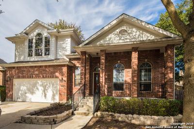 Schertz Single Family Home For Sale: 2505 Hourless Oaks