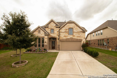 Schertz Single Family Home Active Option: 10201 Sparkle Pt