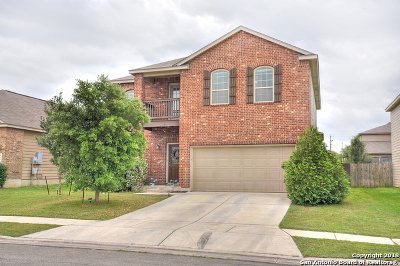 Cibolo Single Family Home Active Option: 429 Stonebrook Dr