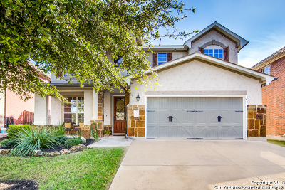 Boerne Single Family Home For Sale: 105 Hitching Post