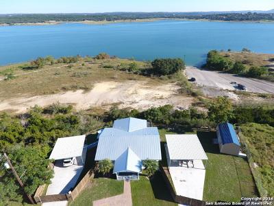 Canyon Lake Single Family Home Price Change: 968 Ledgerock Dr