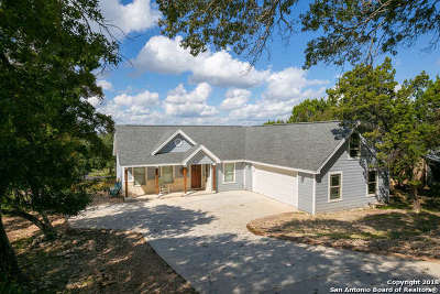 Canyon Lake Single Family Home For Sale: 2737 Westview Dr