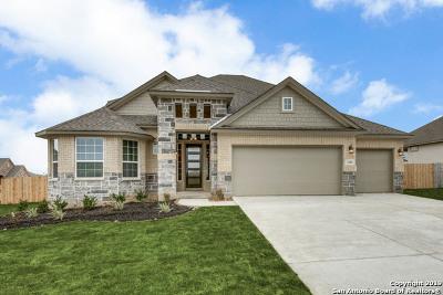 Marion Single Family Home Price Change: 3204 Jasons Way