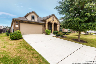 Boerne Single Family Home For Sale: 26722 Camden Chase