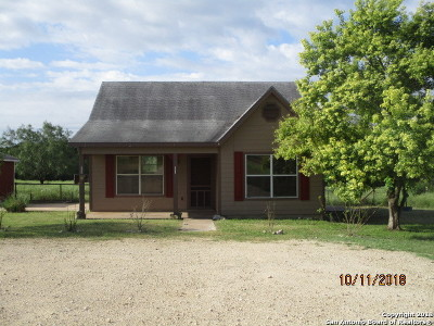 Bandera County Single Family Home Active Option: 676 Big Meadows Dr