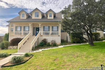 Helotes Single Family Home For Sale: 9714 Maytum Cir