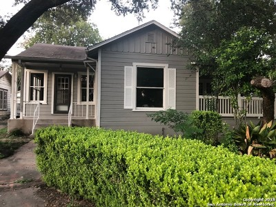 Single Family Home For Sale: 2141 W Magnolia Ave