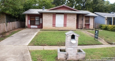 Single Family Home For Sale: 3051 Woodsage Dr