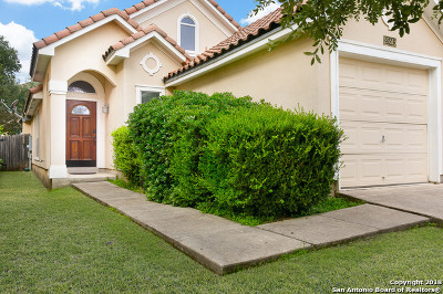 Single Family Home For Sale: 25515 Echo Springs