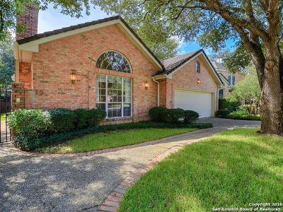 San Antonio Single Family Home For Sale: 15 Haverhill Way