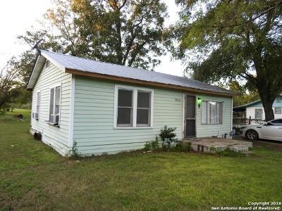 Atascosa County Single Family Home Price Change: 18705 Wisdom Rd