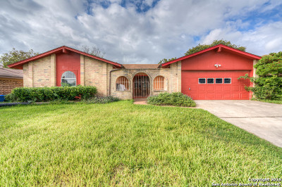 San Antonio Single Family Home Back on Market: 14307 Briarlane St