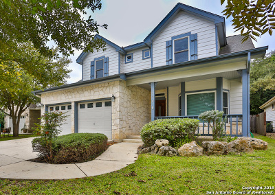 Boerne Single Family Home For Sale: 130 Serenity Dr