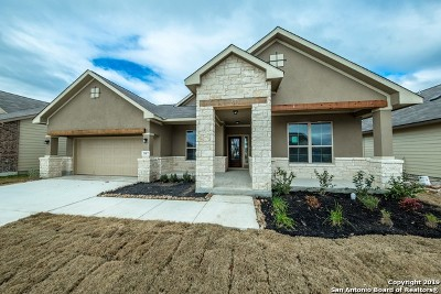 New Braunfels Single Family Home Price Change: 3587 High Cloud Drive