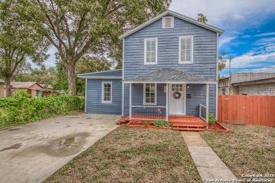 Seguin Single Family Home For Sale: 107 Cherry St