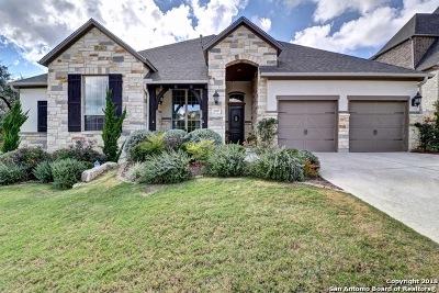 Fair Oaks Ranch Single Family Home Active Option: 28707 Kings Gate
