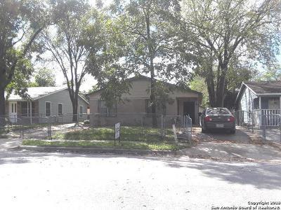 Austin Single Family Home Active Option: 6113 Palm Circle