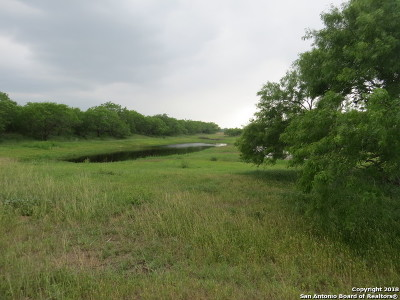 Pleasanton Residential Lots & Land For Sale: 00 Fm 536