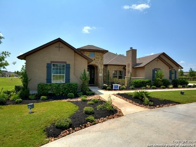 San Antonio Single Family Home For Sale: 26226 Park Bend Dr