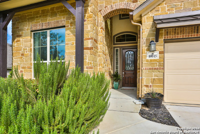 Boerne Single Family Home For Sale: 10015 Jeep Jump Ln