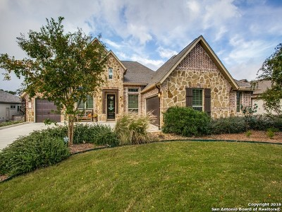 Fair Oaks Ranch Single Family Home For Sale: 30270 Setterfeld Circle