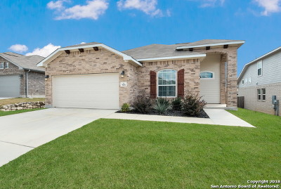 Boerne Single Family Home For Sale: 7632 Mission Summit