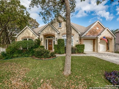 Boerne Single Family Home For Sale: 27731 Autumn Terrace