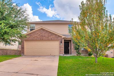 Schertz Single Family Home For Sale: 6034 Mule Deer