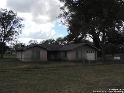 Stockdale Single Family Home For Sale: 66 Fm 1347