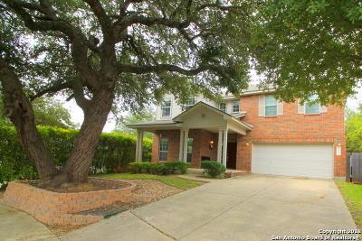 San Antonio Single Family Home For Sale: 7402 Carriage Bay