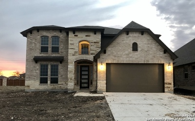 Cibolo Single Family Home For Sale: 113 Waterford
