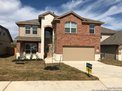 Cibolo Single Family Home For Sale: 805 Western Bit